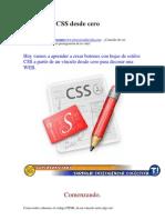 Botones en CSS Desde Cero