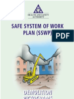 Bznr - Safe System of Work Plan Demolition_pictogram