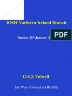 IOSH Belfast 280103