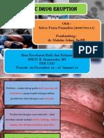 Allergic Drug Eruptions