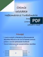 Nefelometria si Turbidimetria