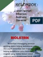 k.5 Biolistrik