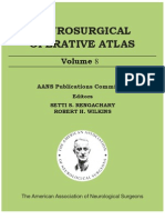Neurosurgical Operative Atlas 8