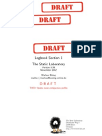 Network static Lab workbook