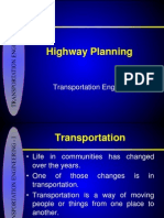planning a highway