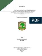 GAMBARAN PENGETAHUAN DAN SIKAP IBU TERHADAP KEJADIAN IKUTAN PASCA IMUNISASI (KIPI) DIFTERI PERTUSIS TETANUS.pdf