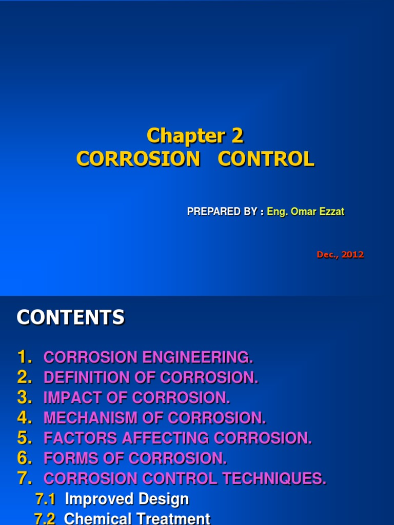 corrosion | corrosion | anode