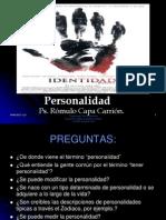 Teorías de la personalidad