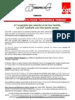 Les Voeux de La CGT Pour Turbomeca (1) (1)