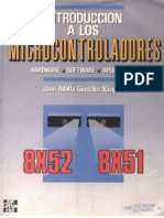 Introduccion a Los Microcontroladores