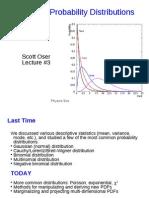 Error analysis lecture 3