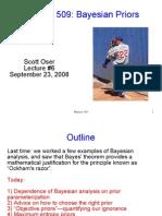 Error analysis lecture 6