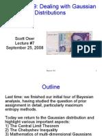 Error analysis lecture 7