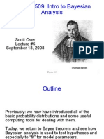 Error analysis lecture  5