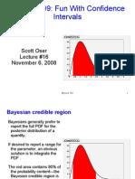 Error analysis lecture  16