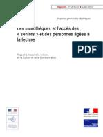 Lecture Et Personnes Agees Rapport Version Finale 236433