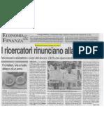 130110_Prealpina-IRicercatoriRinuncianoAlla14a