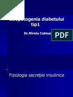Fiziologia Secretiei Insulinice Si Etiopatogenia Diabetului 1