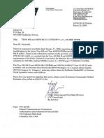 Certificate Uscg Tron 40s Mkii 40gps Mkii 451458