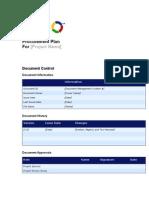 procurement plan.doc