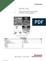 Allen-Bradley PLC Wiring Systems