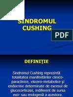 Sindromul Cushing