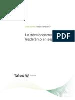 Leadership Development FR
