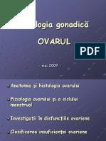 Patologia ovariana 2008
