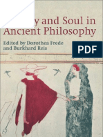 Dorothea Frede, Burkhard Reis-Body and Soul in Ancient Philosophy(2009)