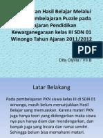 Presentasi PTK