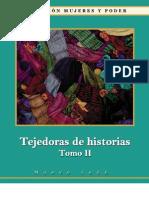 Tejedoras de historias, Tomo II