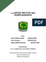 referat diabetes melitus