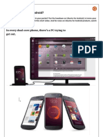 Ubuntu Anroid