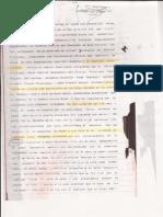 Nulidad del arresto de Luis Fernando Iribarren