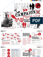 10 Steps for Effective Campaigning