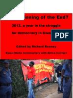 Swaziland Newsletter 2012 Compilation