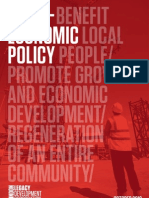 LLDC - SocioEconomic Policy