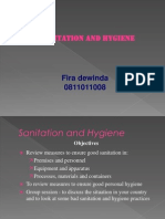 Higien and Sanitation