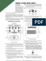 Manual Beheringer BDI21