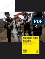 Report from Amnesty International on forced evictions in China 2012