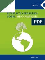Legislação Brasileira sobre o MEIO AMBIENTE
