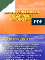 Sistem Pengelolaan Rekam Medis