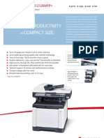Kyocera Fs-4020dn Service Manual | Printer (Computing