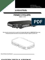 Cyclops 6X Mini Instruction Guide
