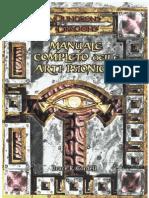 117081275 D D 3 5E Ita Manuale Completo Delle Arti Psioniche