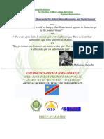 Emergency Relief Ppp Iimsam for Oms Drc 2008-09
