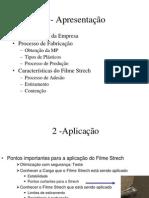 TREINAMENTO APLICAÇÃO MANUAL FILME STRECH