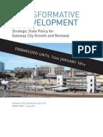 GCI Investment Report