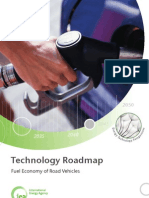 IEA - Fuel Economy Technology - Road Vehicles 2012