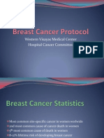 breast cancer protocol